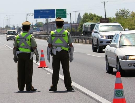 infracciones a la Ley de Tránsito