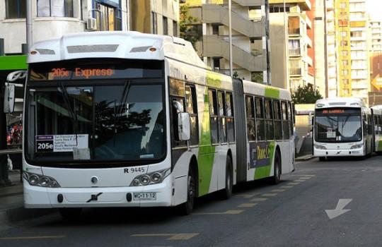 Bus articulado
