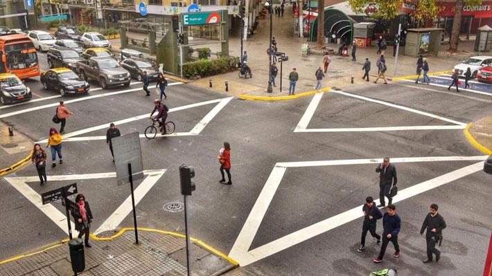 Cruce de calle