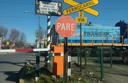 Cruce de Ferrocarriles