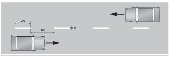 Línea de eje central
