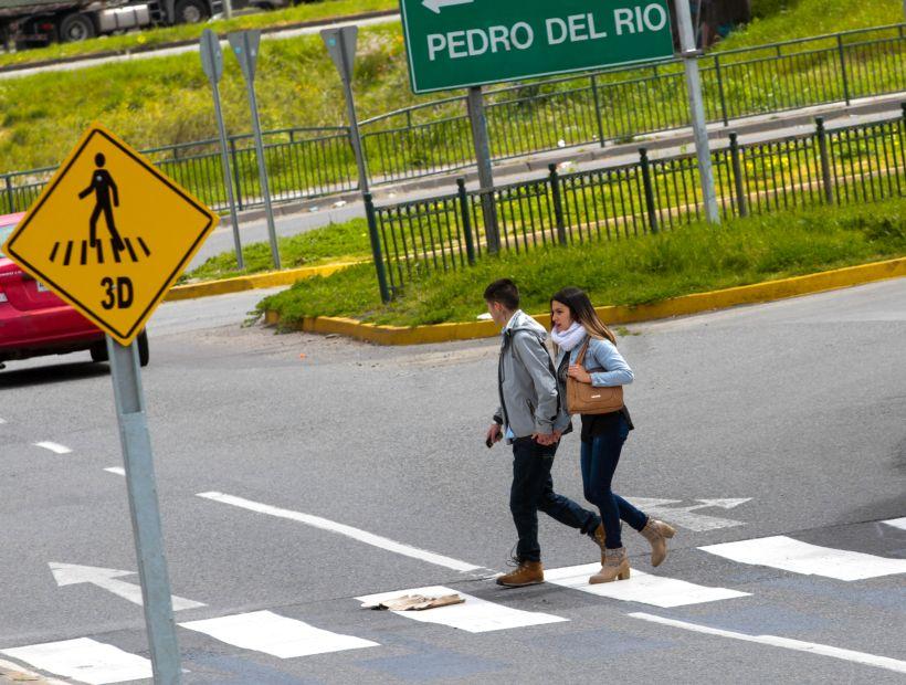 Paso para peatones