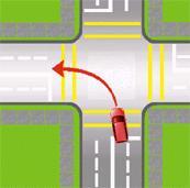 Viraje a la izquierda