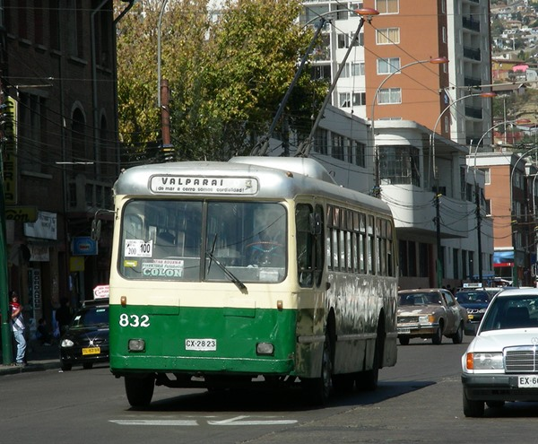 Trolley-bus