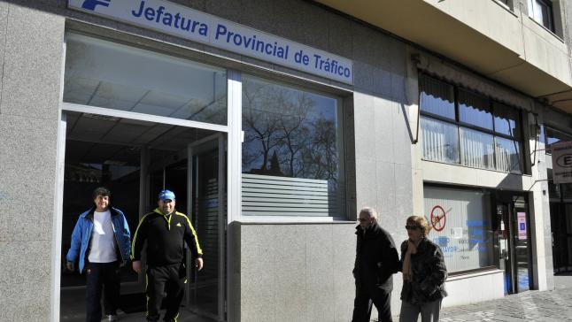 Getting a driver 39 s license in spain in english - Jefatura provincial de trafico de santander ...