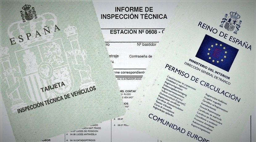 Cambio de la titular de una moto o coche documentos y requisitos