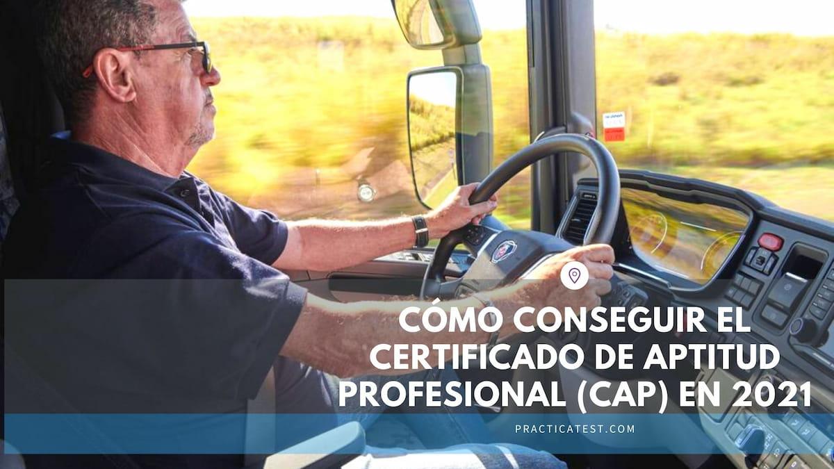 Documentos, requisitos y precio del curso del Certificado CAP