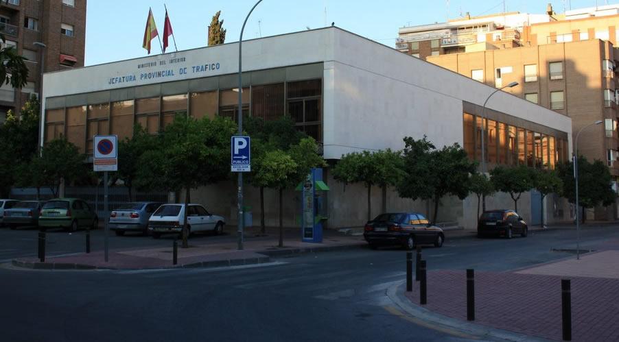 Jefaturas de Tráfico por provincia en España con horario y teléfono
