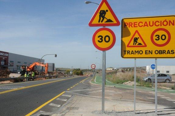 roadways under construction