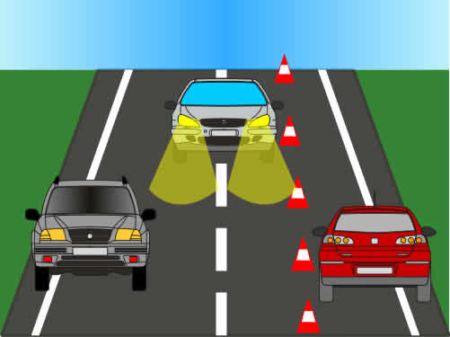 additional lane