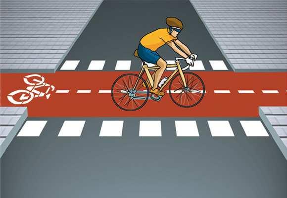 cycle crossings